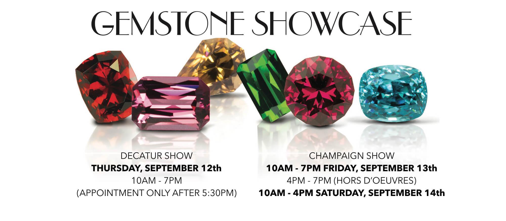 Roger Dery Colored Gemstones   Flora Gems